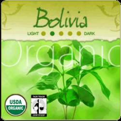 Organic Bolivia Colonial Caranavi