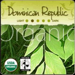 Organic Santo Domingo