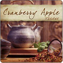 Cranberry Apple Tisane