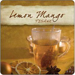 Lemon Mango Tisane