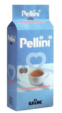 Pellini Decaffeinato Uik Whole Beans Coffee From Pellini