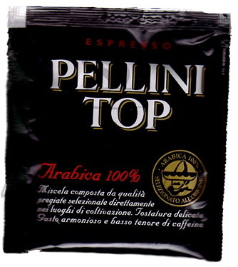 Pellini Top Arabica 100 Pods From Pellini Coffee Cheap