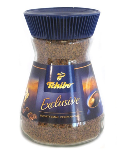 tchibo exclusive instant coffee from tchibo coffee at cheap coffee. Black Bedroom Furniture Sets. Home Design Ideas