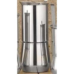 10-Cup Stainless Steel Stovetop Espresso Maker