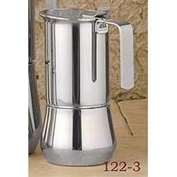 3-Cup Stainless Steel Stovetop Espresso Maker