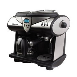 Emerson CCM901 Programmable Combination Coffee Espresso and Cappuccino