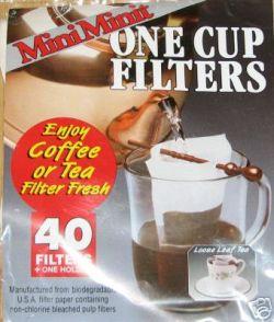 Mini Minit Filters (40ct)