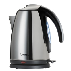 Aroma 7-Cups Electric Water Kettle Stainless Steel