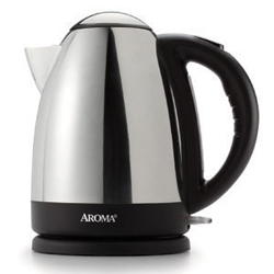 Aroma Awk-125ss Hot H2o Xpress 7-cup Electric Water Kettle