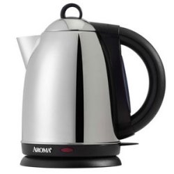 Aroma Hot H20 X-Press™ Water Kettle