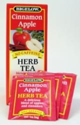 Bigelow Cinnamon-Apple Tea