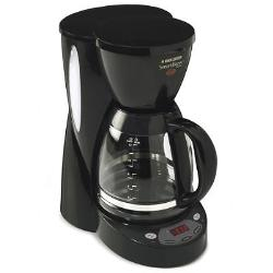 Black and Decker 12 Cup Coffeemaker Black