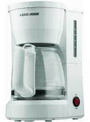 Black & Decker Dcm600w 5-cup Coffeemaker