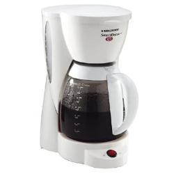 Black & Decker SmartBrew Coffeemaker White