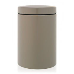 Brabantia Taupe Canister 1-4 Liter Set of 4