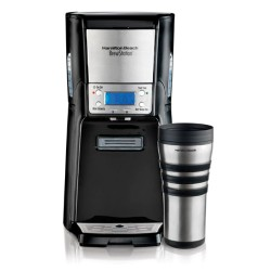 BrewStation Summit 12 Cup Coffeemaker - Black
