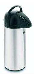 Bunn 13041 2.5 Liter Push Button Airpot Coffee/tea Dispenser