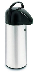 Bunn 28696 2.2 Liter Push Button Airpot Coffee And Tea Dispenser