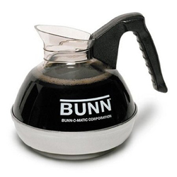 Bunn 6100 Easypour Black Replacement Decanter