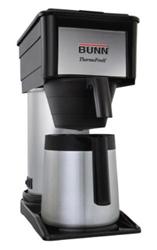 Bunn Btbd Thermofresh High Altitude 10 Cup Home
