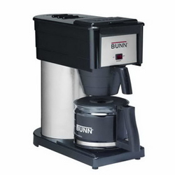 Bunn Bx-bd Classic 10 Cup Coffeemaker High Alt. - Black