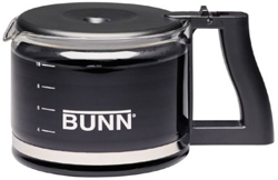Bunn Ncd 10 Cup Black Decanter