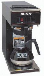 Bunn Vp17-1blk Pourover Coffee Brewer - Black