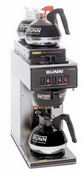 Bunn Vp17-31l2u Pourover Commercial Brewer - Black