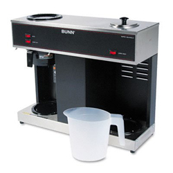 Bunn Vps 12-cup Pourover Commercial Coffee Brewer
