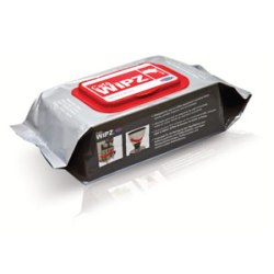 Cafe Wipz Coffee Equipment Cleaning Wipes 12-CS