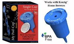 Cafejo Keurig Brewer Pod-Cups