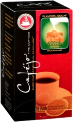 Caramel Creme Decaf Single Pods (Case of 216)