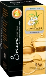 Chamomile Herbal Solera Tea Pods Case of 216