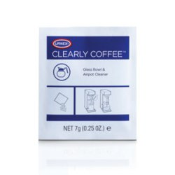 Clearly Coffee Powder Coffee Pot Cleaner 125-Pkgs