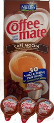 Coffee Mate Liquid Cafe Mocha 200ct