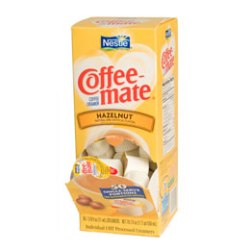 Coffee Mate Liquid Hazelnut 180ct