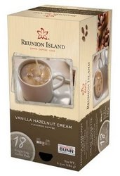 Coffee Pods Ri58306 Vanilla Hazelnut 18 Ct