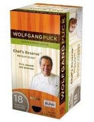 Coffee Pods Wp79106 Chef Reserve 18 Ct