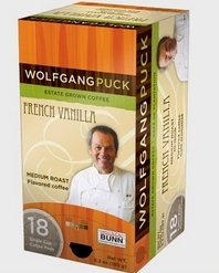 Coffee Pods Wp79110 French Vanilla 18 Ct
