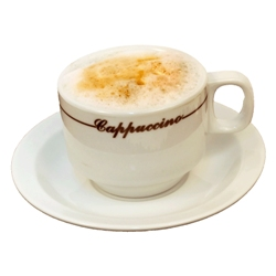 Comobar Cappuccino Cups and Saucers - case of 2 doz