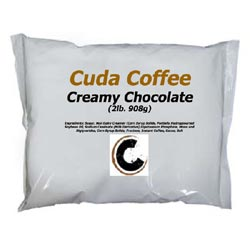 Creamy Hot Chocolate For Vending Machines Case of 6 - 2lb bags