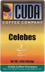 Cuda Coffee Celebes (1 lb)