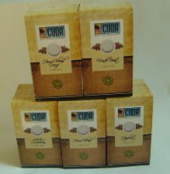 Cuda Coffee Espresso Decaf Double Shot Pods 61MM (Single Cup) 100/CS