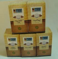 Cuda Coffee Hazelnut Pods 61MM (Single Cup) 108/CS