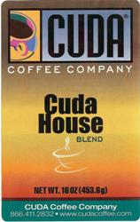 Cuda Coffee House Blend (1 lb)