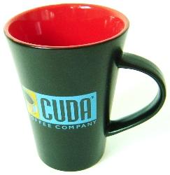 Cuda Coffee Mug Red