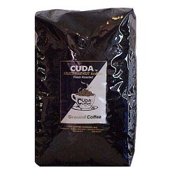 Cuda Coffee Select Harvest Blend Fresh Roasted Ground Coffee (5 lb)