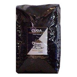 Cuda Select Harvest Blend Decaf Fresh Roasted Whole Bean Gourmet Coffee (5 lb)
