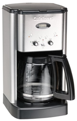 Cuisinart Coffee-on-Demand 12-Cup Programmable Coffeemaker Brushed Metal