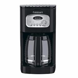 Cuisinart Flavor Brew 12 Cup Coffeemaker Black